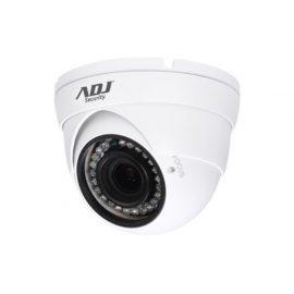 CAMERA DOME 1080P 2,7-13,5MM WH IP67 IR30M DC12V 4IN1 ADJ
