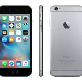 IPHONE 6 64GB RICONDIZIONATO SGREY GARANZIA 1 ANN0