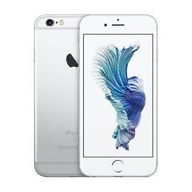 IPHONE 6S 16GB RICONDIZIONATO SILVE GARANZIA 1 ANN0