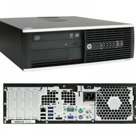 PC REF I3 4G 240SSD COA W7P FD I3-3220 HP8300 DVD