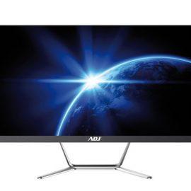 "AIO 22"" I3 4G 240G FD N/T NO ODD BK I3-8100 WIFI 4U3 VGA/HDMI/SPEAKER"