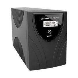 UPS 1 KVA DESKTOP LINE INT.SERVER SERIES 2*IEC+1*IEC PROT.BK ADJ
