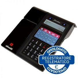 REGISTRATORE CASSA OLIVETTI FORM200 PLUS 50REP TRASMISSIONE TELEMATICA