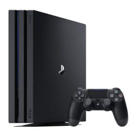 SONY PLAYSTATION PRO 1TB GAMMA BLAC K PS4