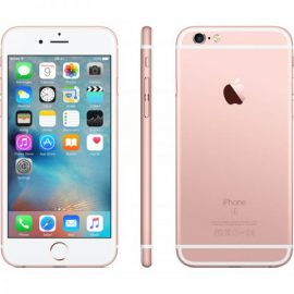 IPHONE 6S 128GB RICOND.ROSE GOLD A GRADO A - GARANZIA 1Y/ 3 MESI BATT