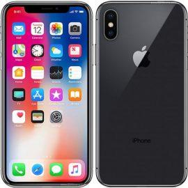 IPHONE X 64GB RICOND. GRAY A GRADO A - GARANZIA 1Y/ 3 MESI BATT