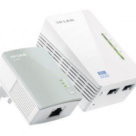 POWERLINE 300MBPS KIT EXTENDER INCL UDE 1 WPA4220+ 1 TL-4010