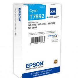 INK EPSON CIANO PER WF-5110DW 34,2M L