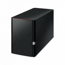 NAS BUFFALO 4TB LINKSTATION 220 2X2 TB 1GIGABIT RAID 0/1