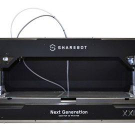 STAMP 3D USB PLA SD LCD SHAREBOT NGXXL 200X700X250