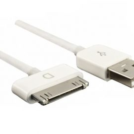 CAVO DOCK IPHONE4IPAD USB 1METRO CCLS197