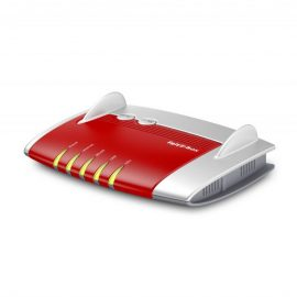 ROUTER 450MBIT FRITZ!BOX 4020 WAN 4PFAST ETH/1P USB2.0