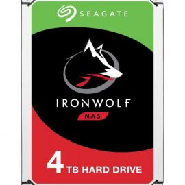 HD 3,5 4TB 5900RPM 64MB IRONWOLF SATA3 SEAGATE