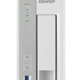 "NAS QNAP 1HDDBAY/2,5""3,5""SATA ALPAL INE AL-212 1,7GHZ 1GB-1PGIGALAN"