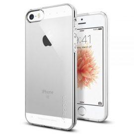 CUSTODIA IPHONE 5/5S/SE LIQUID ARMO R CLEAR