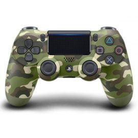 DUALSHOCK 4 GREEN CAMUFLAGE V2 CONTROLLER PAD PS4