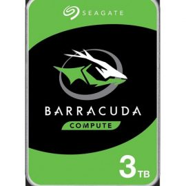 HD 3,5 3TB 5400RPM 256MB BARRACUDA SATA3 SEAGATE