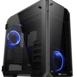 CASE FULL-TOWER NO PSU VIEW 71 TG USB 3.0*2 2.0*2 BLK VETRO TEMPERATO