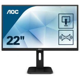 "MON 21,5""TN  VGA HDMI DVI 2MS AOC 22P1D  16:9"