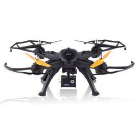 DRONE GOCLEVER PREDATOR FPV 40KM/H 150METRI + VIDEOCAMERA