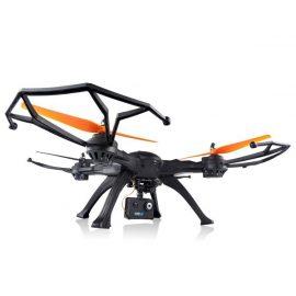 DRONE GOCLEVER PREDATOR PRO FPV 40KM/H 150METRI + VIDEOCAMERA GPS