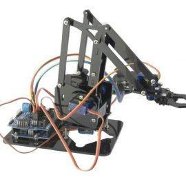 EBOTICS ARM ROBOT ROBOTICS AND PROGRAMMING KIT + GAMEPAD