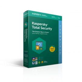 TOTAL SECURITY 1Y 3U 2019 KASPERSKY ITALIANO MULTIDEVICE SLIM BOX
