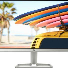 "MON 24"" IPS FHD HDMI VGA 5MS HP 24FW WITH AUDIO"