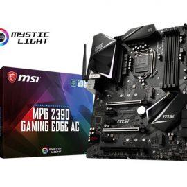 MB MSI Z390 GAMING EDGE AC S1151 8XXX/9XXX 4D4 6S3 M.2 2U3 H/D WIFI