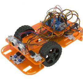 EBOTICS CODE & DRIVE ROBOTICS & PROGRAMMING KIT DIY CAR ROBOT