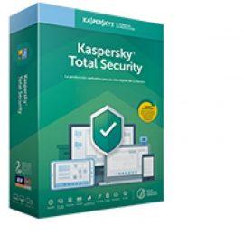 TOTAL SECURITY 2USER 1Y 2019 KASPERSKY