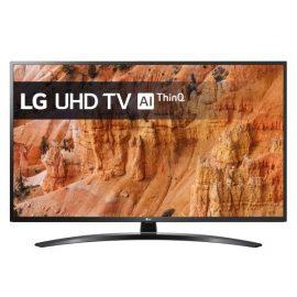 "TV 70"" LG UHD 4K SMART WEBOS4.5 TRIPLE TUNER PIEDE CENTRALE"