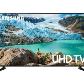 "TV 65"" SAM 4K UHD SMART TV BLUETOOT LAN DLNA DVT2  HDR10+"