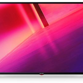 "TV 50"" SHARP UHD 4K SMART DVB-T2/S2 /C"
