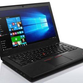 "NB REF I7 12"" 8G 512SSD W10P UPD I7-5600U LENOVO X250  WEBCAM"
