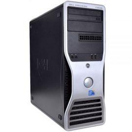 WKST REF W3680/12GB/1TB NVQ  W10P DELL PRECISION T3500 NVQ 1GB