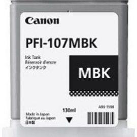INK CANON PFI-107 NERO OPACO PER IPF 770