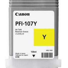 INK CANON PFI-107 GIALLO SERBATOIO PER IPF 770