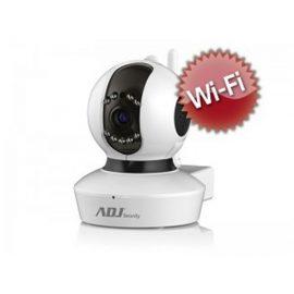 CAMERA IP ANGEL HD WIRELESS INT WH H264/1MPIX/TF64GB/PT EASY LINE ADJ
