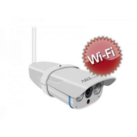 CAMERA IP PIGEON HD EXT WIFI H264/1MPIX/TF64GB/IP67 EASY LINE