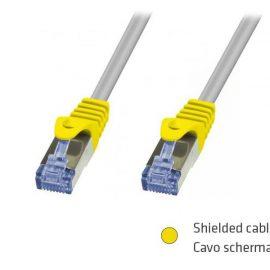 CAVO RETE FTP CAT.6 5MT SL SCHERMATO ADJ