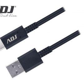 CAVO USB 2.0 A-C AIFP9 NEXT BK TYPE C FAST CHARGE 1,5M 3A ADJ