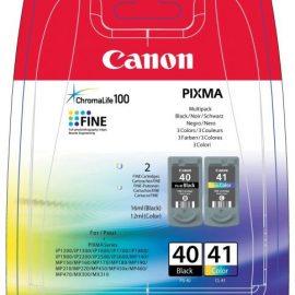 INK CANON PG-40/CL-41 MULTIPACK PER PIXMA IP 1200/1600/2200