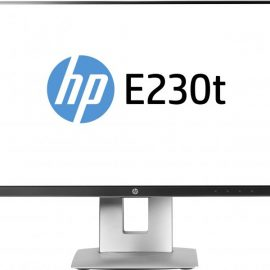 "MON TOUCH 23""IPS VGA DP VESA HP E230T 16:9 1000:1 7MS"