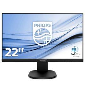 "MON 21,5""IPS DP VGA HDMI 5MS 0,25DP PHILIPS 223S7EJMB/00 MM"