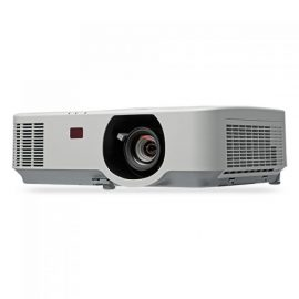 PROIETTORE NEC P554W WXGA 5500 ANSI LUMEN/20000:1/HDMI/VGA/RJ45