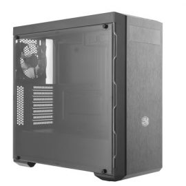 CASE MID-TOWER NO PSU MASTERBOX MB600L 2USB3 BLACK GREY WINDOW PANE