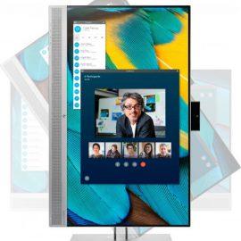 "MON 23,8"" IPS POPUP CAMERA SKYPE HP E243M 3 ANNI B&O AUDIO WEBCAM"