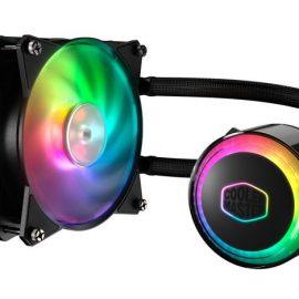 VENTOLA MASTER LIQUID ML120R RGB LGA 775>2066 AMD AM2>FM1 200W