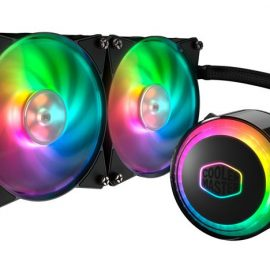 VENTOLA MASTER LIQUID ML240R RGB LGA 775>2066 AMD AM2>FM1 230W